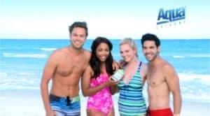 aqua leisure beach game