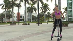 workout video image