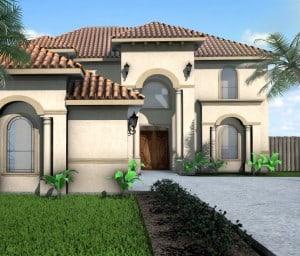 animation image of house
