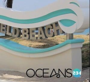 deerfield beach image with oceans 234 logo