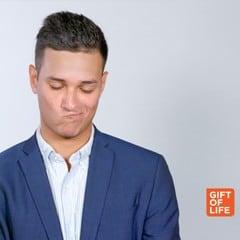 Gift of Life Hero Video Thumbnail