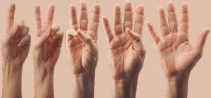 Five, Hands